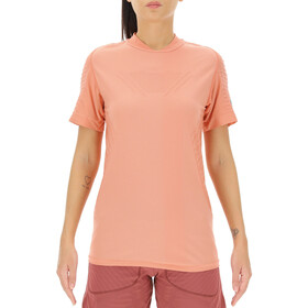UYN City Shortleeves Running Shirt Women, copper coin